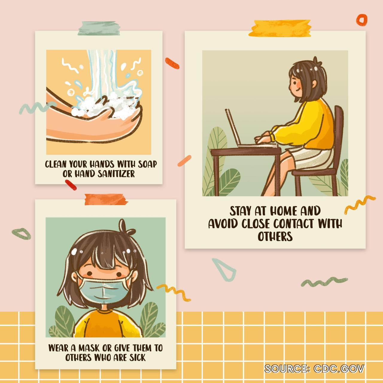 Corona Prevention by Patricia Juarsa (VCD 208)